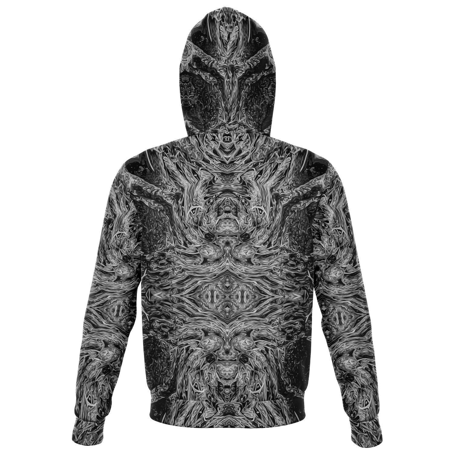 SHADOW PREMIUM ZIP UP HOODIE