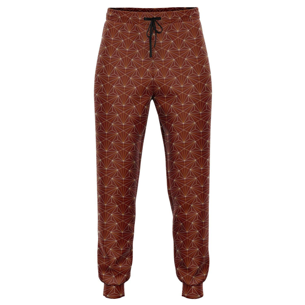 Terra Cotta Sacred Connections Premium Jogger Pants - Manifestie