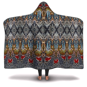 PHARAOHS DREAM HOODED BLANKET