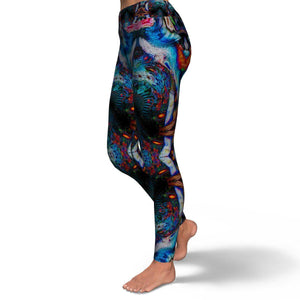 Third Eye Premium Yoga Leggings
