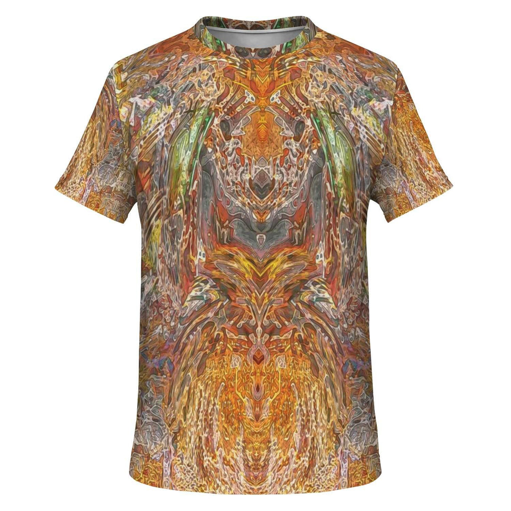 Golden Amber Unisex T-Shirt