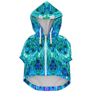 MORNING GLORY PREMIUM DOG ZIP UP HOODIE