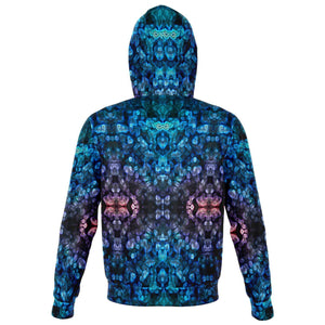 SEA ANEMONE PREMIUM ZIP UP HOODIE
