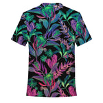 Neon Jungle Premium T-Shirt - Manifestie