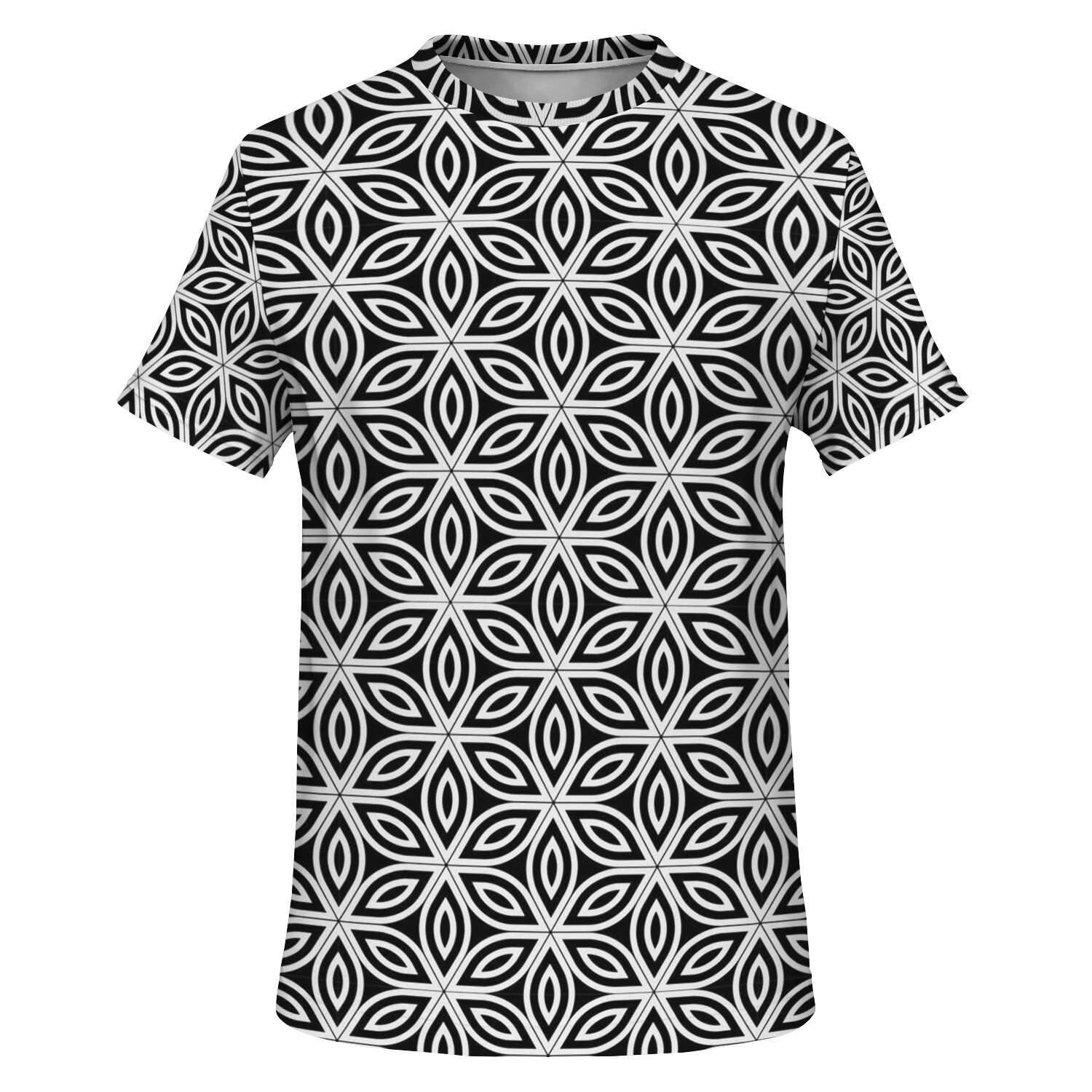 Flower of Life Unisex T-Shirt - Manifestie