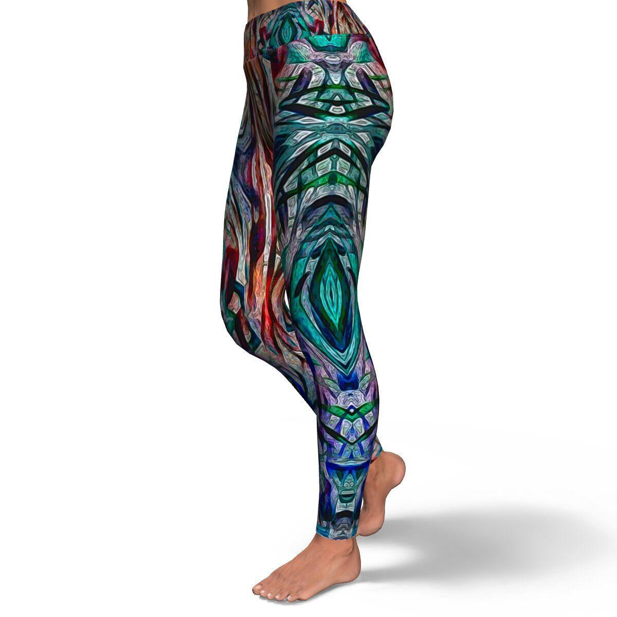 SACRAL BREATH PREMIUM YOGA LEGGINGS