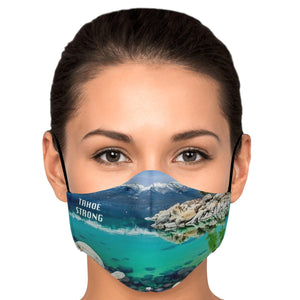 Tahoe Strong FACE MASK with 2pcs PM 2.5 carbon filters