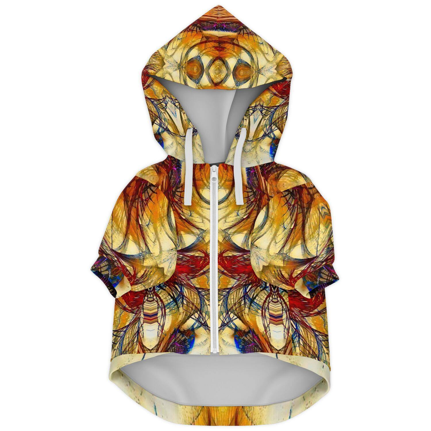 GOLDEN AGE PREMIUM DOG ZIP UP HOODIE