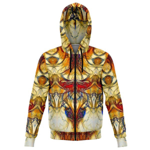 GOLDEN AGE unisex PREMIUM ZIP UP HOODIE