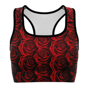 Moody Rose Sports Bra - Manifestie