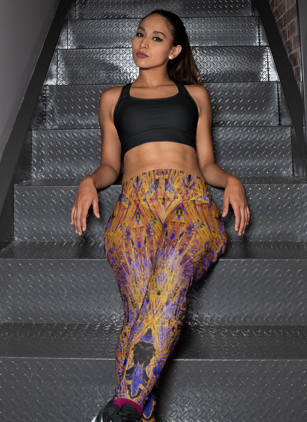 Royal Jelly Premium Yoga Leggings - Manifestie