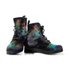 Galactic Tree of Life Vegan Leather Boots