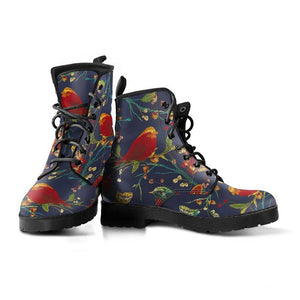 Love Bird Vegan Leather Boots