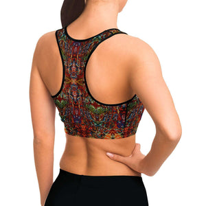 Liquid Nirvana Sports Bra