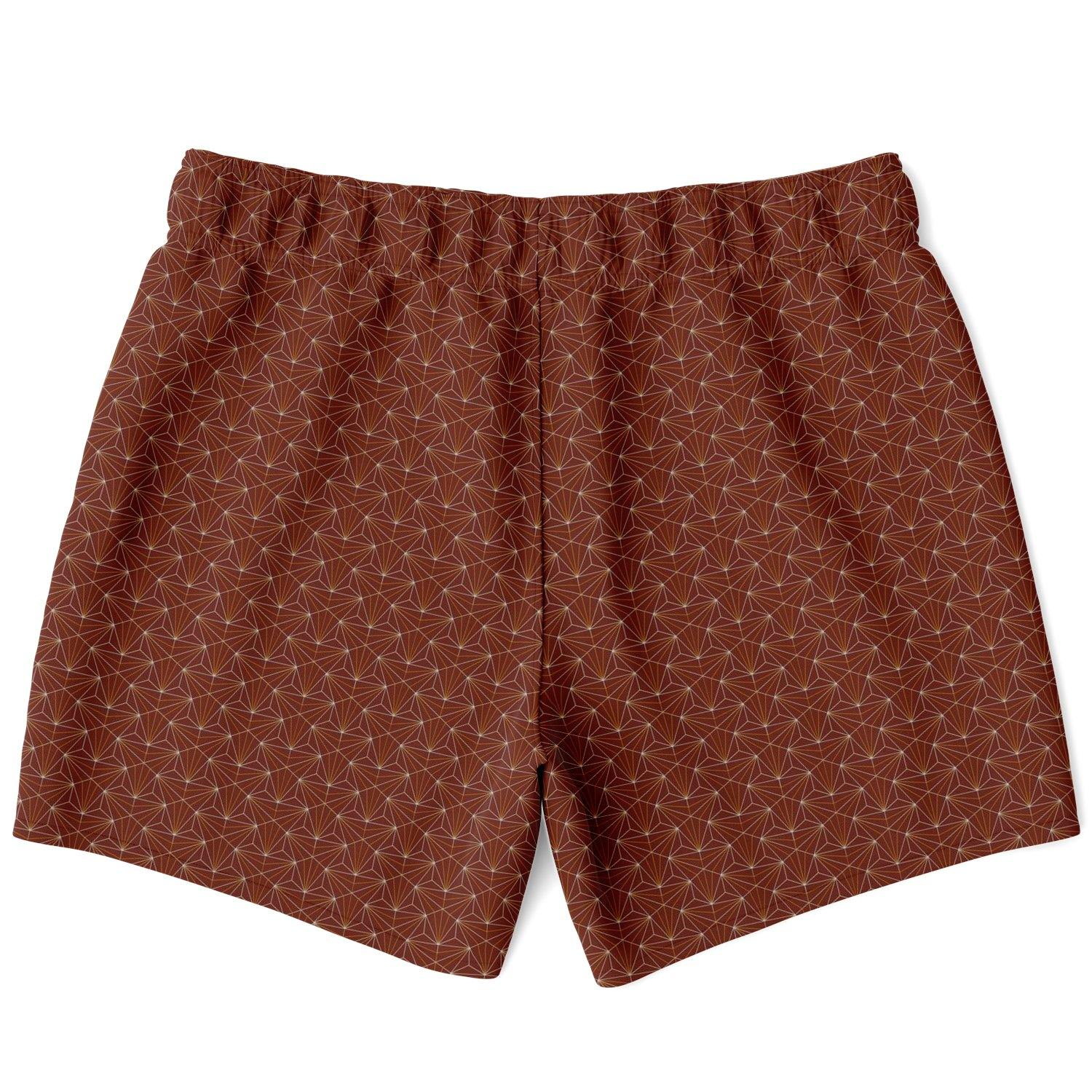 Terra Cotta Sacred Connections Swim Trunks
