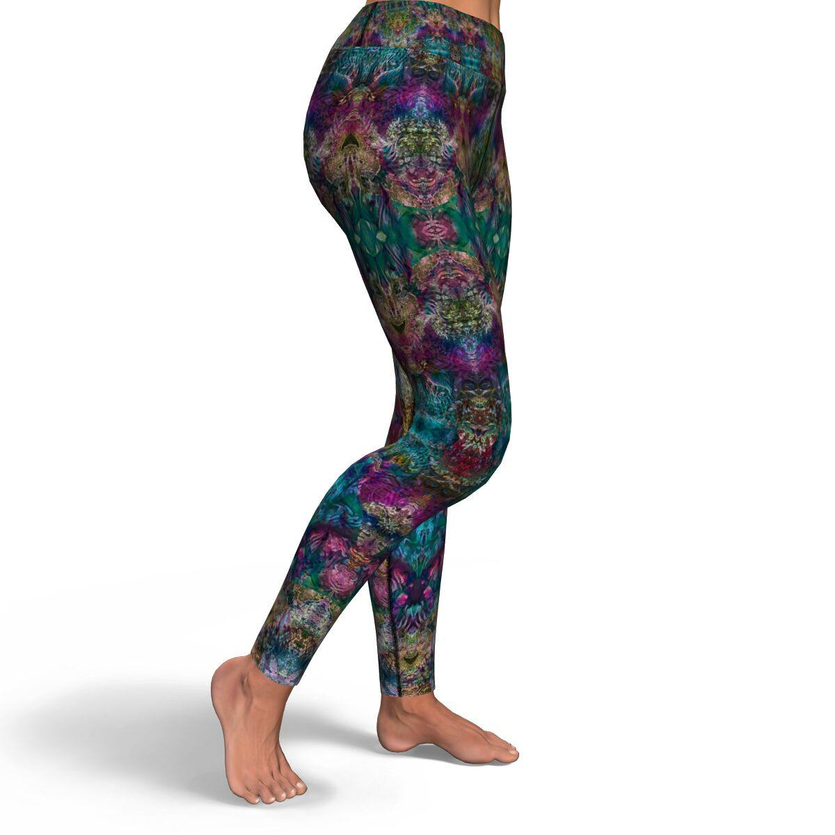 Spirit Guide Premium Yoga Leggings
