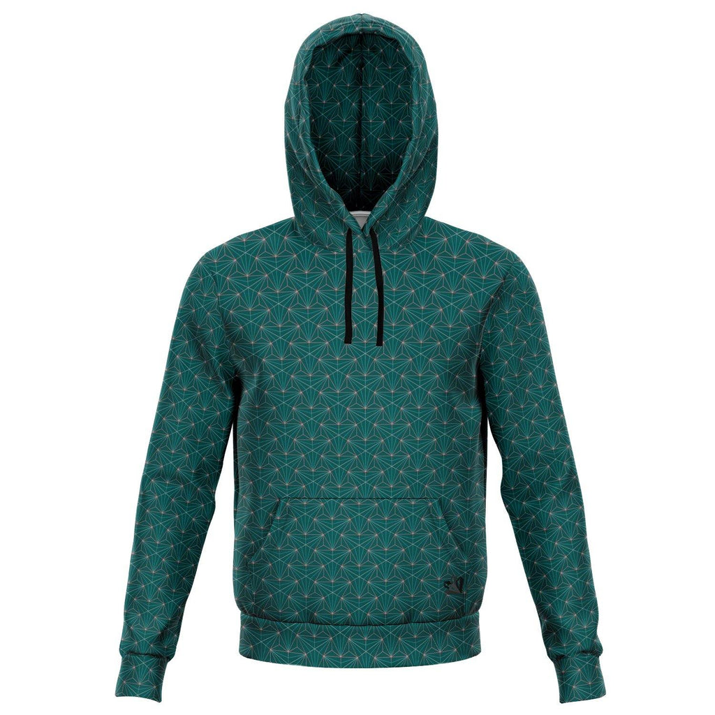 Turquoise Sacred Connections Premium Pullover Hoodie