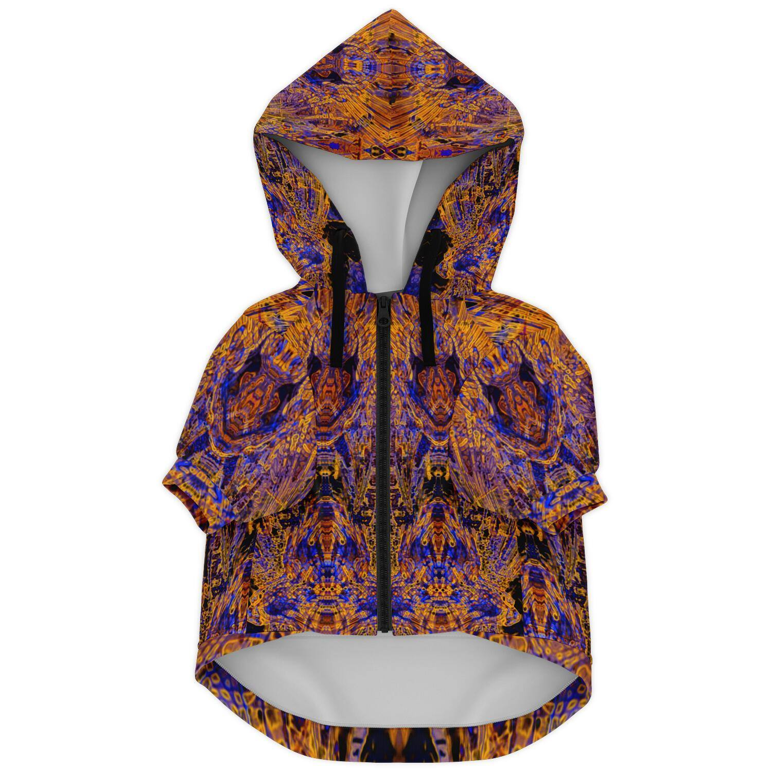 ROYAL JELLY PREMIUM DOG ZIP UP HOODIE