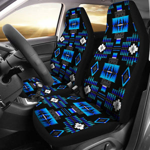 Seven Tribes Midnight Lake Car Seat Covers