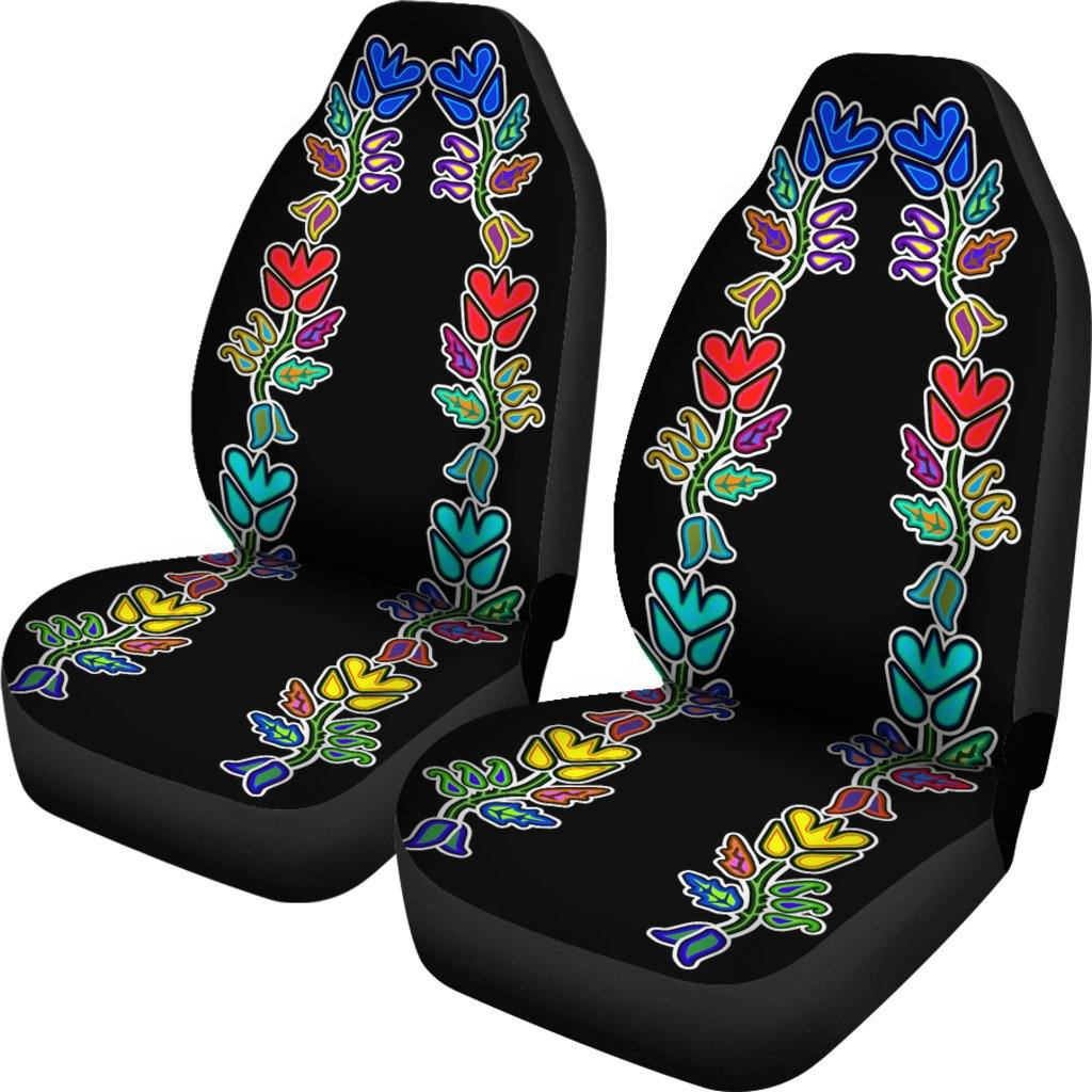 Generations Floral Car Seat Covers