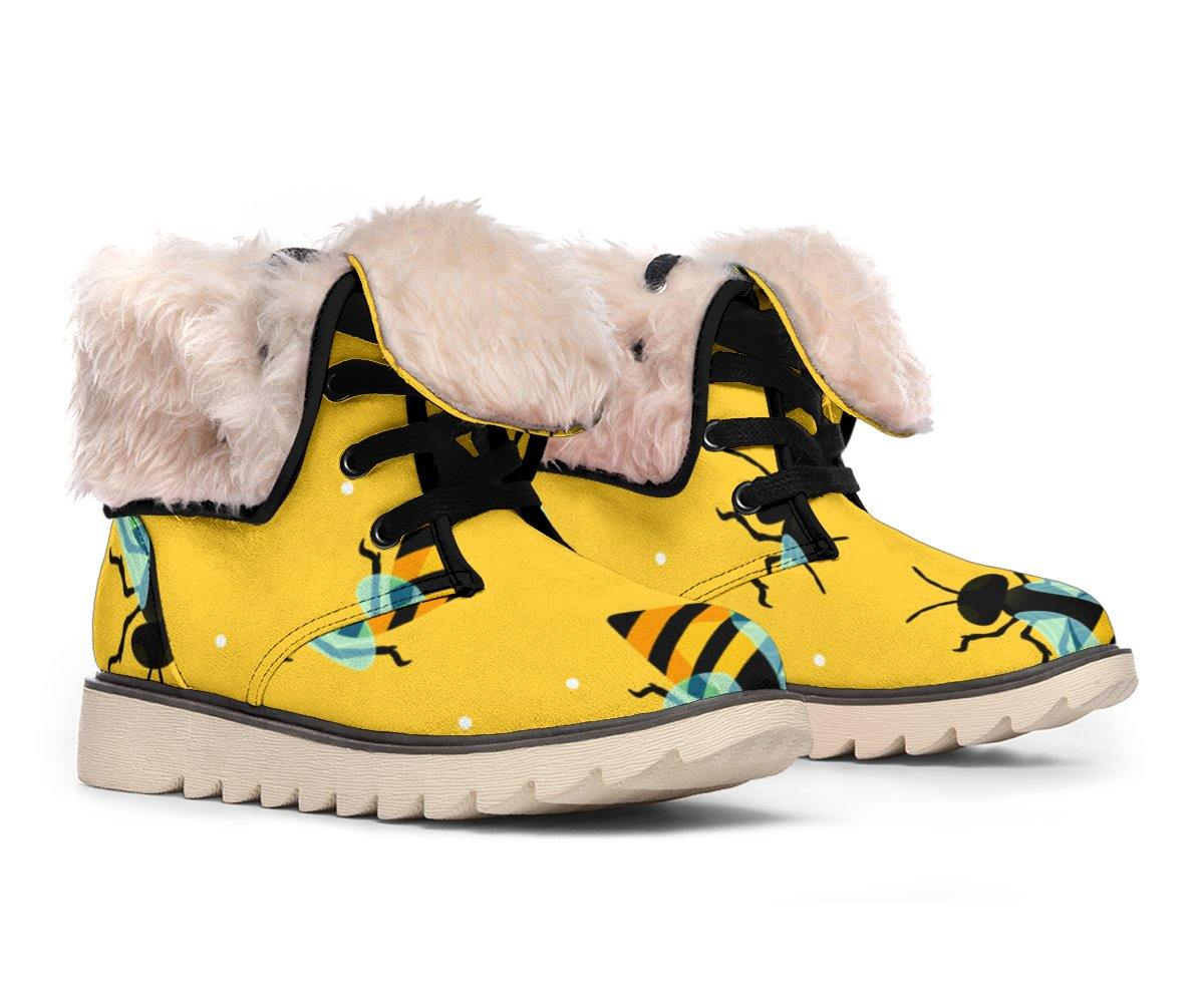 Honey Bee Polar Boots - Manifestie