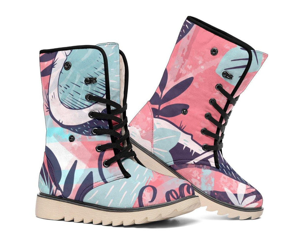 Coconut Polar Boots