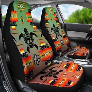 Turtle 400 Set of 2 Car Seat Covers