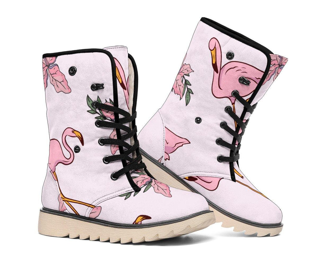 Flamingo Polar Boots