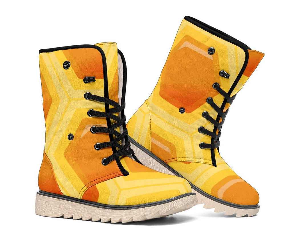Honeycomb Polar Boots