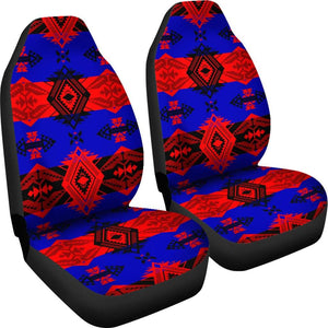 Sovereign Dance Set of 2 Car Seat Covers