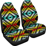 Taos Fire Set of 2 Car Seat Covers
