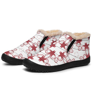 Small Stellar Design Winter Shoes