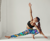 MUSIC IS LIFE PREMIUM YOGA LEGGINGS - Manifestie