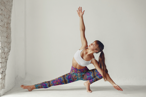 Lucid Dreams Premium Yoga Leggings