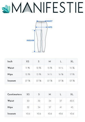 Terra Cotta Sacred Connections PREMIUM MESH POCKET YOGA LEGGINGS