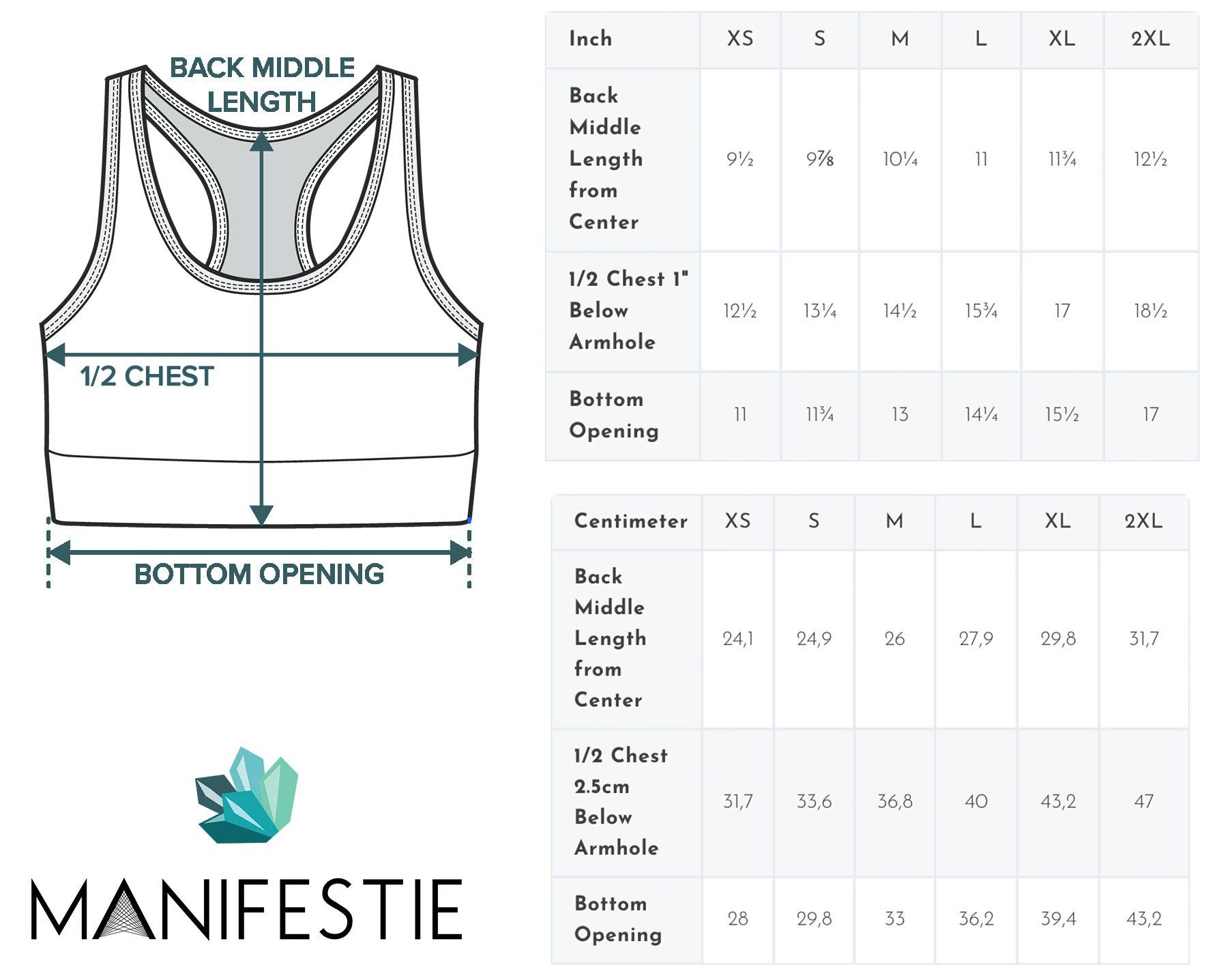 Nightspell Sports Bra - Manifestie