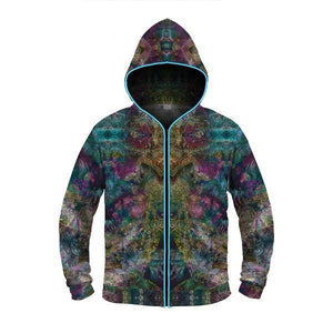 SPIRIT GUIDE by David Fettner LIGHT UP HOODIE