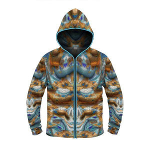 LEGENDS DRAGON by DAVID FETTNER LIGHT UP HOODIE