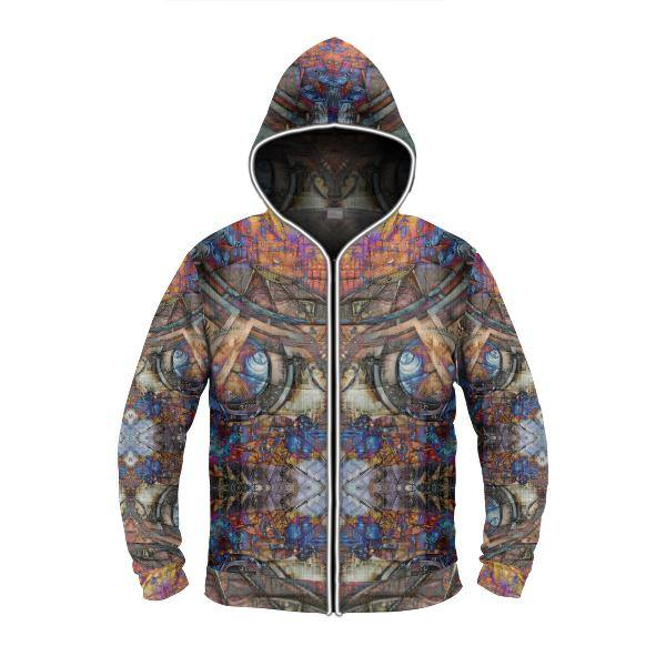 FEVER DREAM  by David Fettner LIGHT UP HOODIE