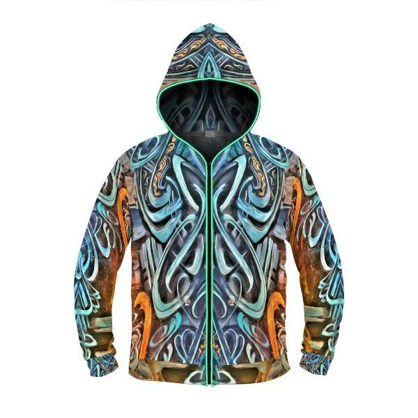 NIGHT SPELL LIGHT UP HOODIE
