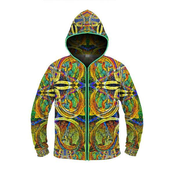 ASTRAL HORIZON LIGHT UP HOODIE