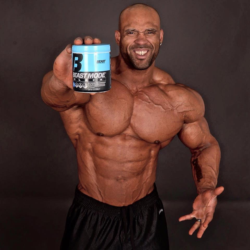 "How Juan ""Diesel"" Morel Uses Beast Supplements To Maximize His Workouts"