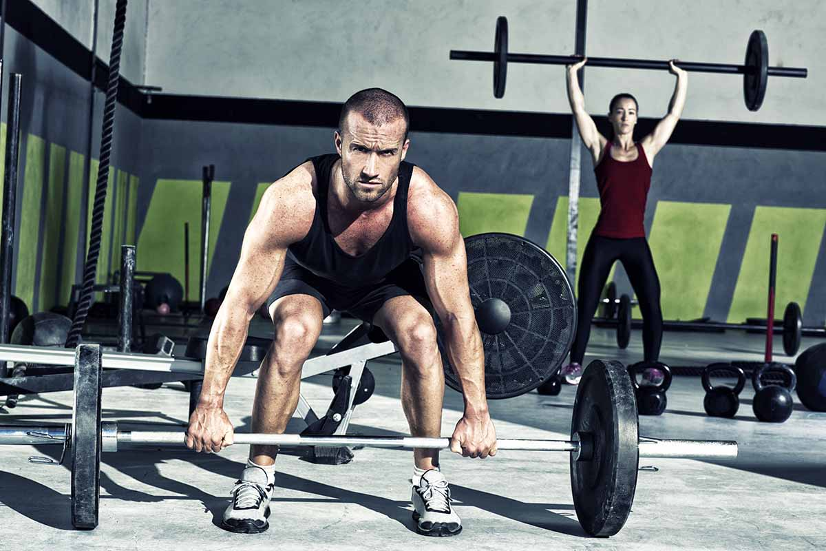 Effective And Simple Barbell Workout