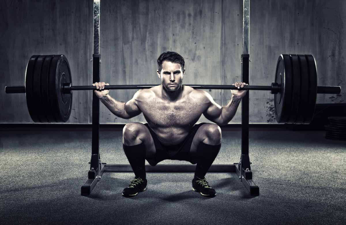 30 day Plank and Squat Challenges - Beast Sports Nutrition