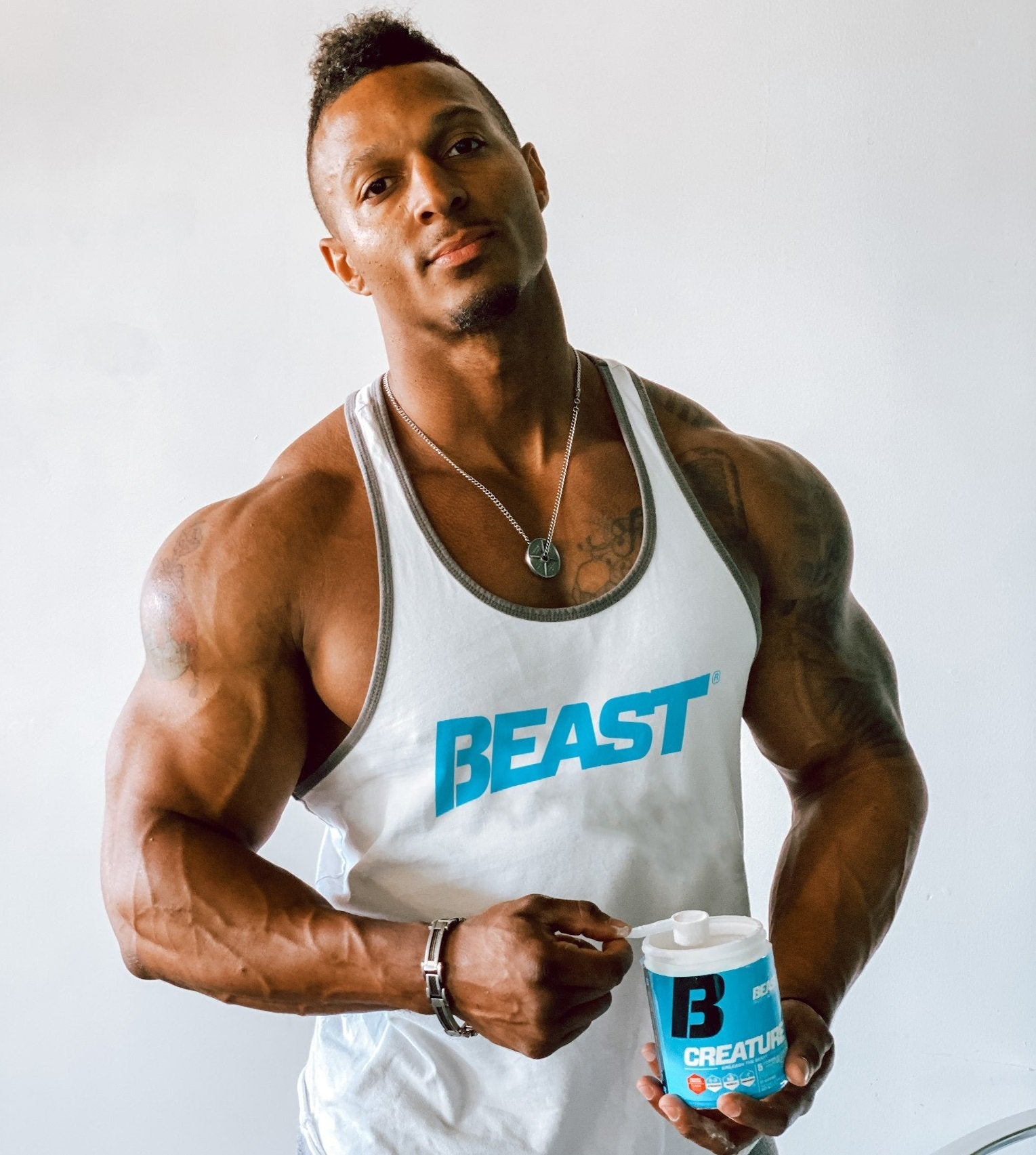 CREATINE HAS BEEN AROUND FOR NEARLY 30 YEARS - HERE'S WHY