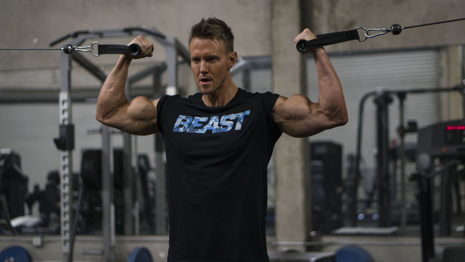 Complete Biceps Training With Rob Riches - Part II