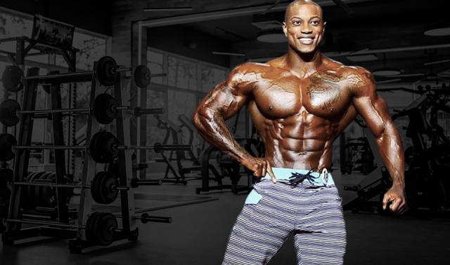 Brandon Hendrickson's Ripped For Summer Workout - Beast Sports Nutrition