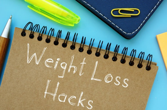 6 Easy Weight Loss Hacks
