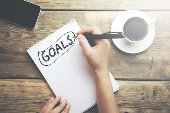 The importance of setting goals to support your fitness regimen