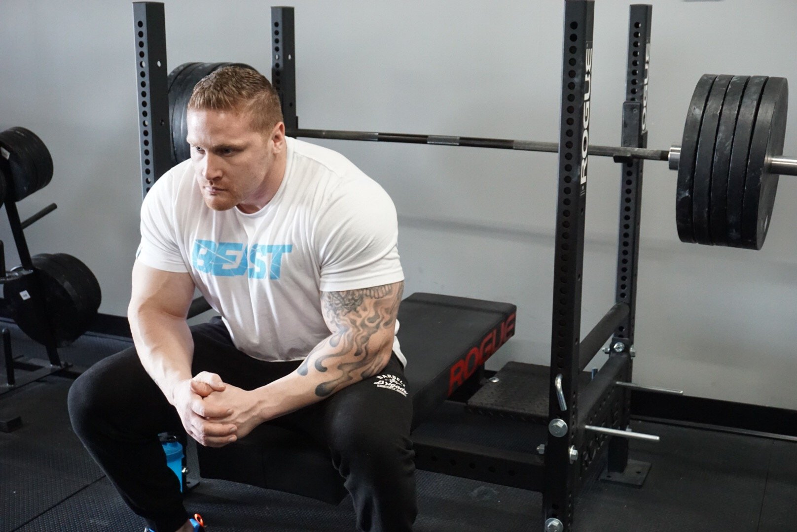 3 Keys To Hit PRs - Beast Sports Nutrition